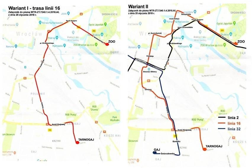 Osiedla wybierają trasę tramwaju linii 16. Większość chce szybkiego połączenia