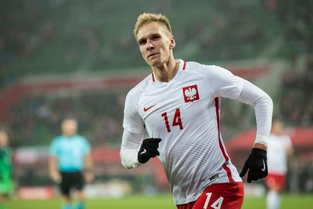 Teodorczyk imponuje tej jesieni skutecznością nie tylko w klubie. Niedawno zdobył bramkę w towarzyskim meczu Polski ze Słowenią