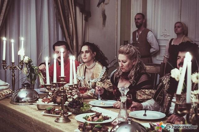Zdjęcia do interaktywnego filmu przygotowanego przez agencję 5 Żywiołów z Głogówka.