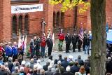 Błogosławiony ksiądz Jerzy Popiełuszko ma pomnik w Szczecinie