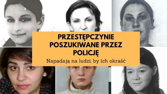 Wiele z tych pań ma na koncie nie tylko napaść na inne osoby i kradzież, ale także inne przestępstwa.Przejdź do kolejnych slajdów, by zobaczyć kobiety poszukiwane przez policję!