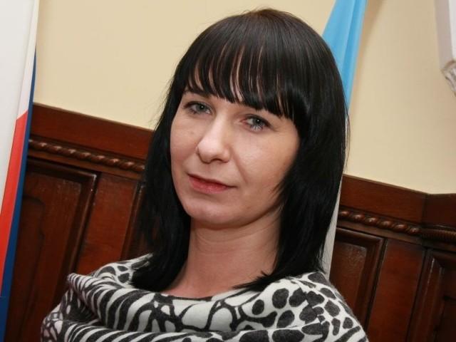 Agnieszka Olender od 16 lat pracuje w Urzędzie Miejskim. 1 lutego zostanie wiceburmistrzem.