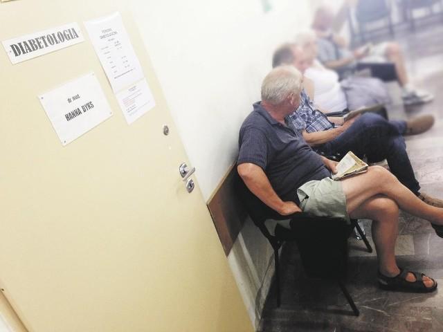 Służba zdrowia: 800 cukrzyków z POSUM zostanie bez lekarza?