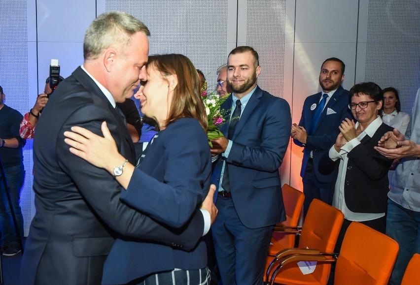 W sobotę odbyła się konwencja wyborcza Rafała Bruskiego...