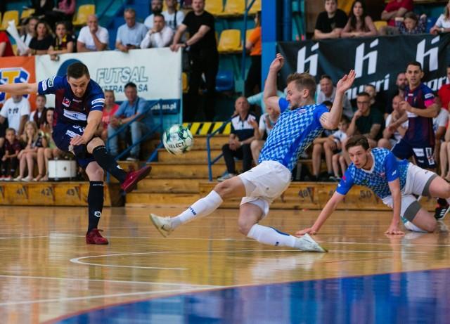 Pogoń 04 Szczecin była słabsza od ekipy z Lubawy.