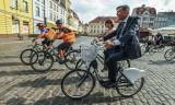 Poczuli się jak Duńczycy. O wpływie roweru na poczucie szczęścia i nie tylko... [ZDJĘCIA]