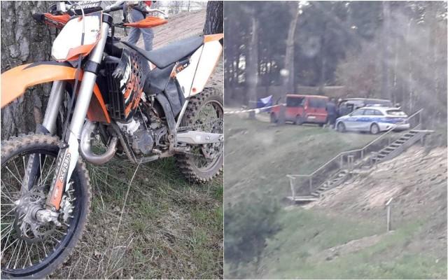 Tragiczny wypadek na torze motocrossowym w Lipnie. Zginęła 15-latka.