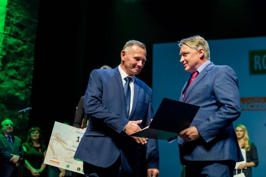 Nagrodziliśmy laureatów plebiscytu Mistrzowie Agro – rolników, sołtysów, sołectwa, gospodarstwa agroturystyczne, gospodynie i koła gospodyń