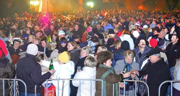 W Kołobrzegu miejską zabawę sylwestrową organizuje się od lat na Skwerze Pionierów. Tak będzie także teraz.