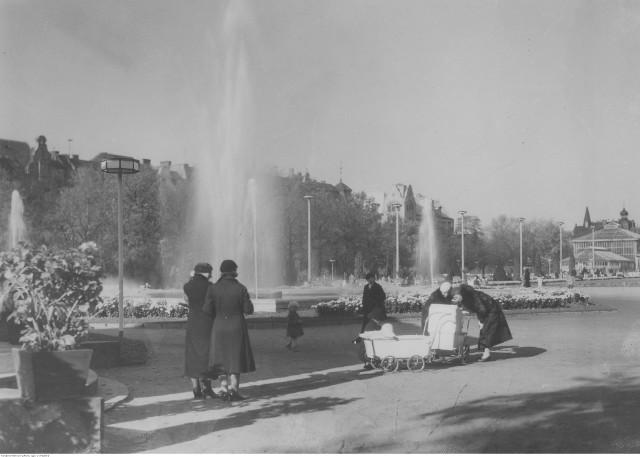 Początki parku sięgają 1834 roku, gdy założono tu szkółkę drzew. W pierwszej dekadzie XX wieku teren ten udostępniono mieszkańcom. Na Łazarzu powstał pierwszy w Poznaniu ogród botaniczny. W 1910 roku w parku otwarto palmiarnię, a 16 lat później jego patronem został prezydent USA Thomas Woodrow Wilson.W Narodowym Archiwum Cyfrowym znaleźliśmy 10 najpiękniejszych zdjęć parku Wilsona z okresu międzywojennego. Przejdź dalej i zobacz, jak było tu pięknie --->