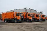 Toruńskie MPO kupiło nowe śmieciarki. Jakim sprzętem dysponuje firma i ile ton odpadów zabiera rocznie na terenie miasta?