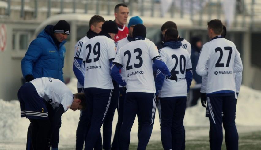 Patrik Lomski przerwał treningi w Arce. Adam Nagórski wróci do Gdyni?