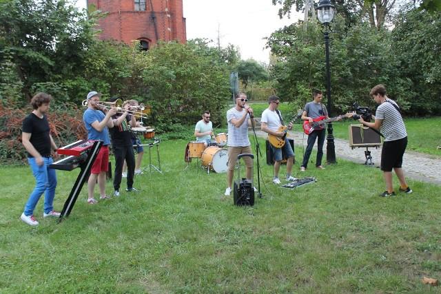 Zespół Myasta w Unisławiu kręcił teledyski do dwóch swoich piosenek