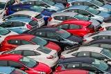 Rejestracje aut. Dane po 10 dniach kwietnia 2021 roku