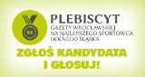 Wybierz Najlepszego Sportowca i Trenera Dolnego Śląska