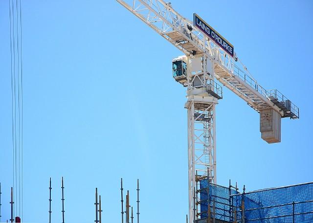 Budowa bloku mieszkalnegoBrodnica: budowa nowych mieszkań socjalnych i komunalnych