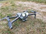 Strażacy kupili drona. Bezzałogowy statek powietrzny będzie pomagał w akcjach druhów z OSP Suchowola (zdjęcia)