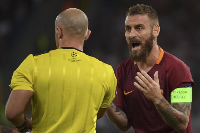 Roma nie zagra w Lidze Mistrzów