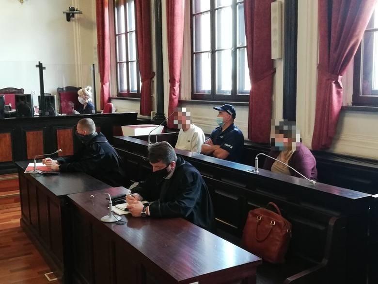 Katarzyna F. i Daniel B. zostali uniewinni od zarzutu...