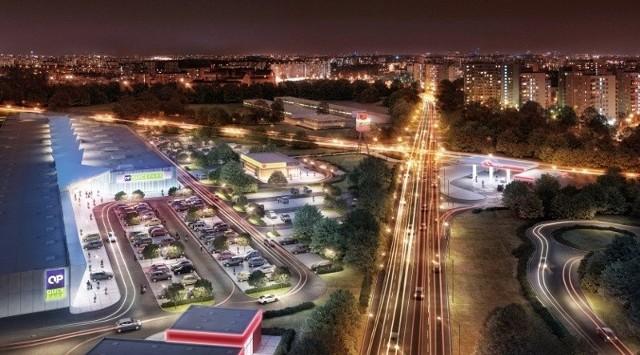 Mysłowice: Firma Real2b wyłoniła wykonawcę w Quick ParkuTak będzie wyglądał Quick Park w Mysłowicach