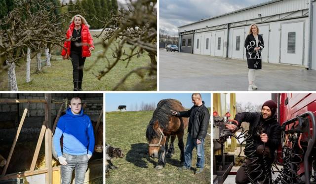 Gospodarstwa uczestników 8. edycji Rolnik szuka żony robią wrażenie