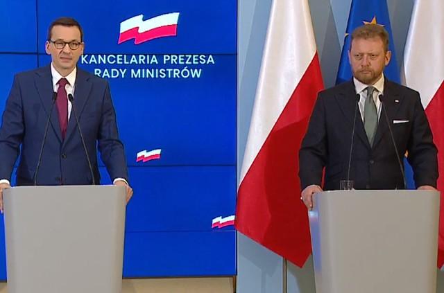 Za złamanie zakazu, np. gromadzenie się na bulwarach, będzie kara od zwykłego mandatu do 5 tys. zł - poinformował minister Łukasz Szumowski