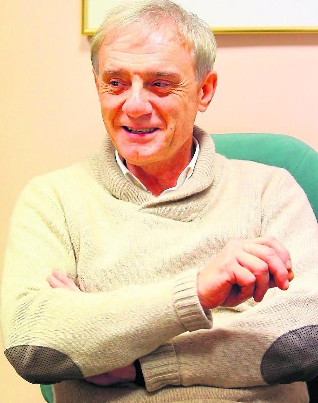 Prof. Janusz Olejnik: - Tylko w krótkiej perspektywie  łagodna zima to optymistyczny scenariusz