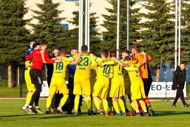 Ci piłkarze znaleźli się w jedenastce 7. kolejki 4 ligi podkarpackiej w grupie spadkowej.