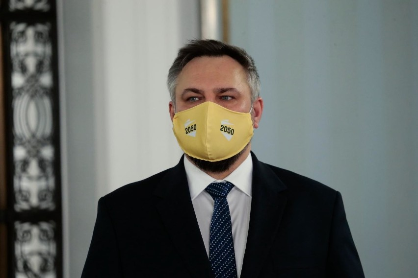 Poseł KO Mirosław Suchoń przechodzi do Polski 2050 Szymona Hołowni. Tłumaczy swoje powody odejścia z Koalicji Obywatelskiej