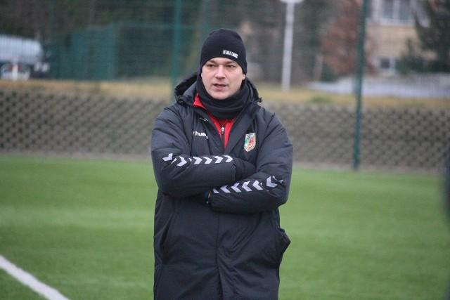 Niespełna 32-letni Marcin Płuska był trenerem zamojskiego Hetmana od 19 grudnia 2019 roku do 16 lipca 2020.
