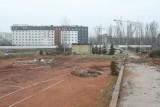 Katowice: Korty miały być zabytkowe. Konserwator ich nie uratował [ZDJĘCIA]