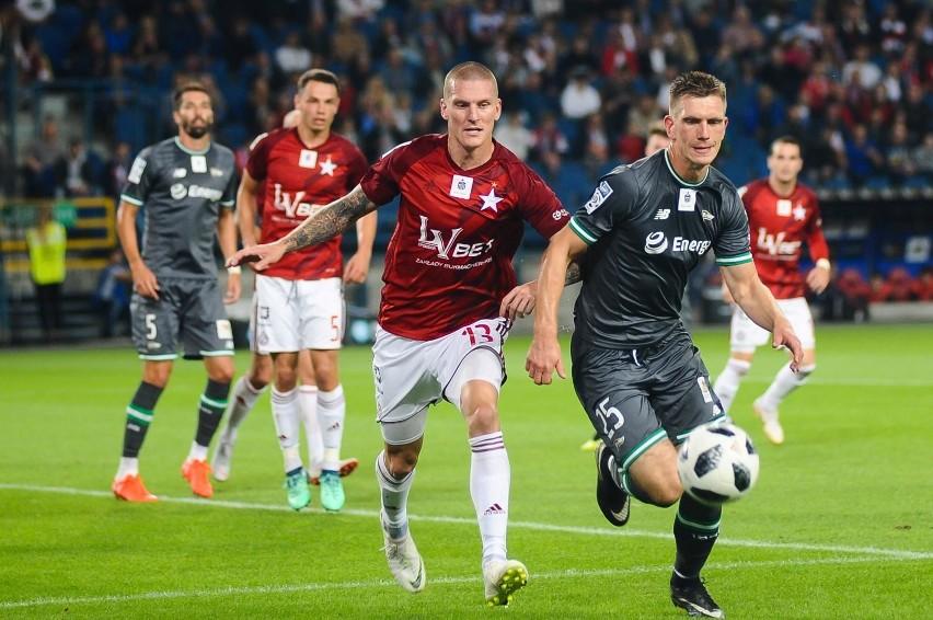 Puchar Polski. Wisła Kraków - Lechia Gdańsk [na żywo, relacja live]
