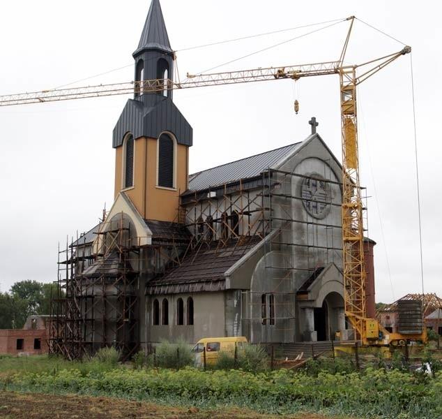 Kościół pw. św. Michała ma być sercem nowej parafii w Łańcucie