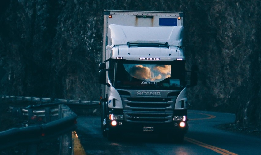 Utrudnienia na drodze