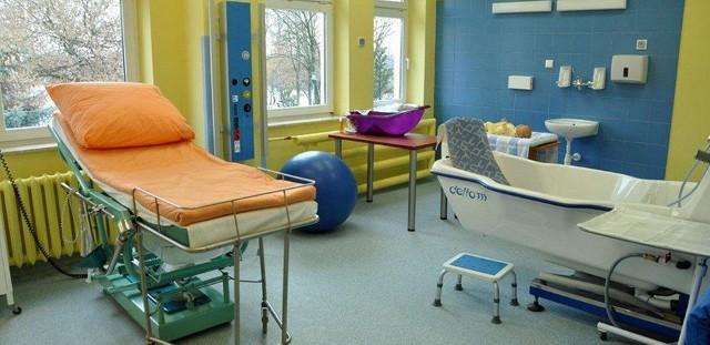 W 2013 roku zakończyła się przebudowa Oddziału Położniczego i Neonatologicznego oraz bloku porodowego w szpitalu