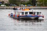 Tramwaje wodne. Statki linii F5 i F6 będą pływać do 29 września 2019 roku [cennik, trasa, rozkład jazdy]