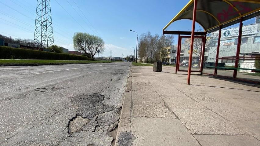 Ulica Kombatantów powinna zostać zrobiona w wakacje.