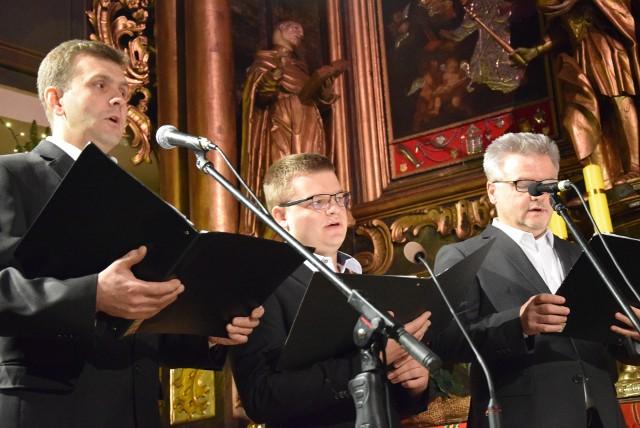 Wyjątkowy koncert w sieradzkim klasztorze