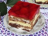 Ciasta z truskawkami: z galaretką i budyniem. Ten smak pokocha każdy! [PRZEPISY] 01.07.21