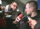 Kucharczyk do dziennikarza: - Fatalny to ty jesteś! Zawodnikowi Legii puściły nerwy (wideo)