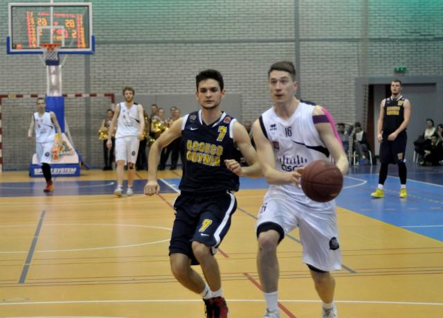 Marcin Marczuk (z lewej) ostatnie trzy sezony spędził w rezerwach Asseco Gdynia