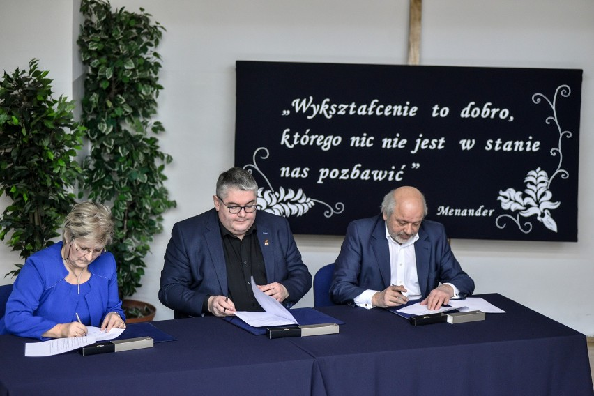 EDF wspiera kształcenie kadr w Zespole Szkół Energetycznych w Gdańsku [ZDJĘCIA]