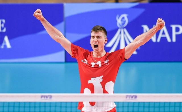 Kamil Semeniuk i jego koledzy wygrywają mecz za meczem na uniwersjadzie