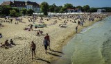 Sinice w Bałtyku: 28.08.2019 r. Kąpiel w polskim morzu grozi śmiercią. Nie przez sinice, ale przecinkowce, przez które nie zamyka się plaży!