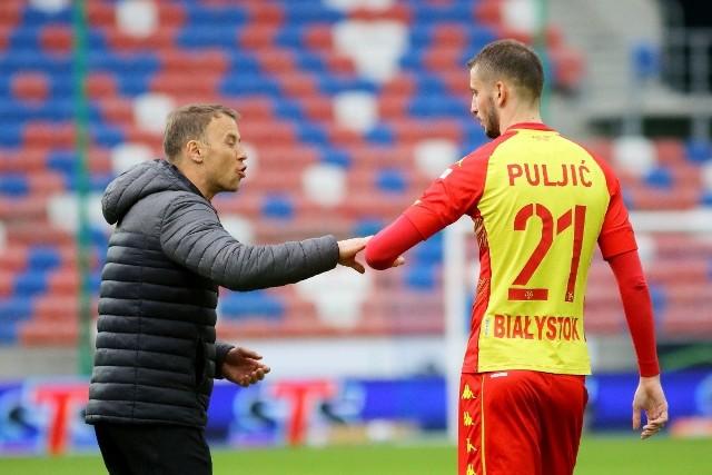 Rafał Grzyb nie krył po meczu swego rozczarowania