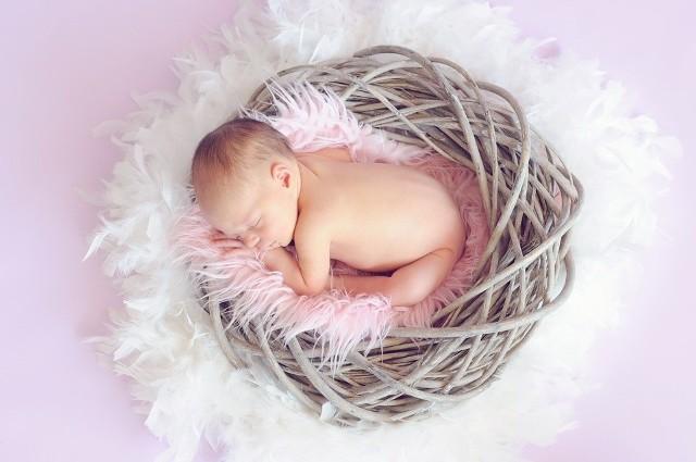 Noworodki są niezwykle wdzięcznymi modelami, a zdjęcia maluszka to wspaniała pamiątka.