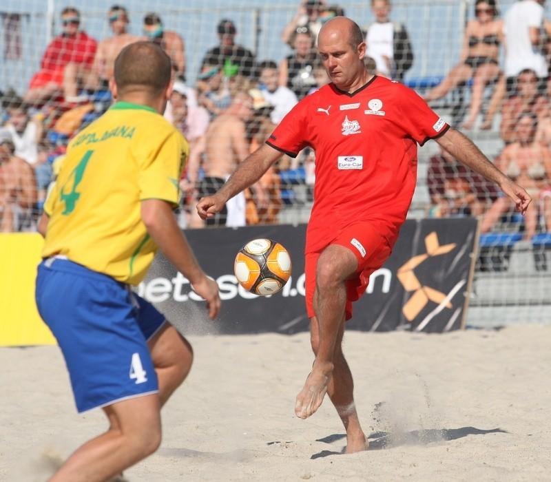 Wojciech Polakowski w barwach Team Baltica Słupsk.