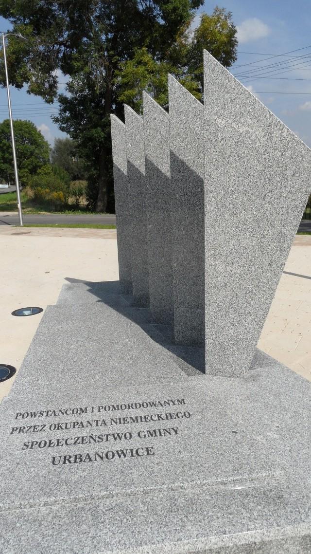 Pomnik Powstańców Śląskich w Urbanowicach