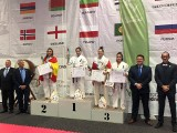 Krakowianki Anna Lisowska i Anna Świątkowska po raz pierwszy w karierze mistrzyniami Europy w karate kyokushin [ZDJĘCIA]