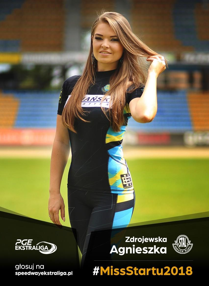 Trwa czwarta edycja konkursu Miss Startu PGE Ekstraligi, w...